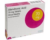 AlendronsŠure 70 mg 4 Tabl.