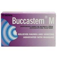 Buccastem 3 mg 8 Tabl.