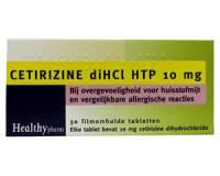 Cetirizin 10 mg 30 Tabl.