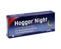 Hoggar Night 25 mg 20 Tabl.