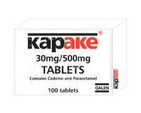 Kapake 30/500 mg 200 Kaps.