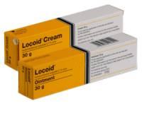 Locoid Lipocreme 0.1% 100 g