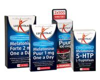 Lucovitaal Melatonin 3 mg 30 Tabl.