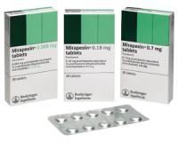 Mirapexin 350 mcg 100 tabl.