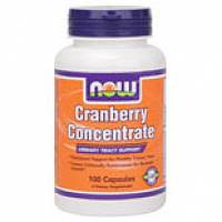 NOW Cranberry Concentrate 100 Kaps