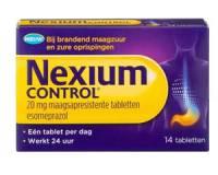 Nexium Control 20 mg 14 Tabl.