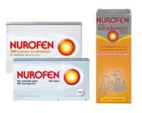 Nurofen 400 mg Brausegranulat 10 St.