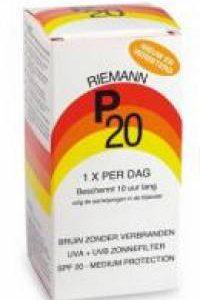 P20 Sonnenbrand Spray Faktor 50 - 200 ml