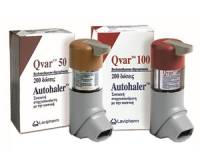 QVAR Easi-Breathe inhalator 100 mcg