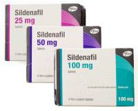 Pfizer Sildenafil 100 mg 36 Tabl.