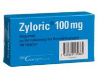 Zyloric 300 mg 28 Tabl.