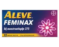 Aleve Feminax 275 mg 12 Tabl.