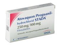 Atovaquon/Proguanil 250/100 mg 12 Tabl.