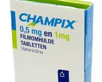 Champix 1 mg 28 Tabl.
