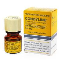 Condyline 5 mg/ml 3.5 ml.