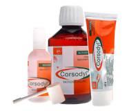 Corsodyl Zahngel 10mg/g 50 G