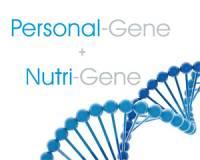 Combi Nutri- & Personal-Gene DNA-Analyse (Buchform) (Englisch)