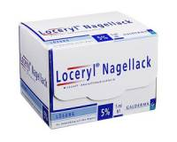 Loceryl 5% 5 ml