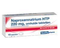 Naproxen-Natrium 220 mg 10 Tabl.