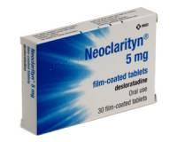 Neoclarityn 5 mg 30 Tabl.