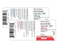 Nizatidin 300 mg 30 Kaps.