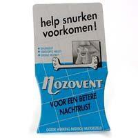 Nozovent - Nasal Dilatator 1 st