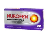 Nurofen MigrŠne 400 mg 24 Tabl.