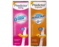 Predictor Schwangerschaftstest 2 StŸck